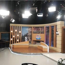 天津电视台公共频道演播厅